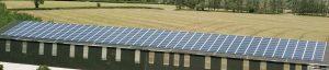 100kwp solar PV Solarwatt install on business in Longford