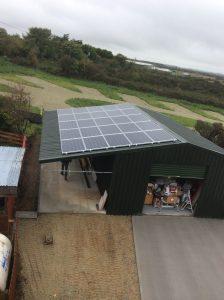 7kwp solar Solarwatt install in Wexford