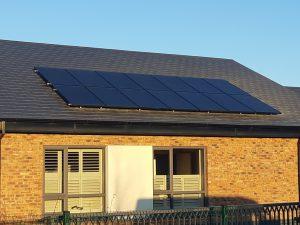 4kw Solar PV installation in Malahide