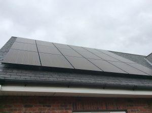 5kwp Solar PV install in Cavan