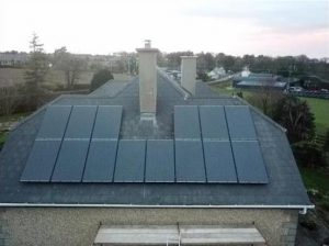 4kw Solar PV installation in Wexford