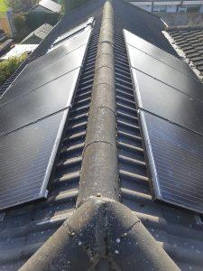2kw Solar PV installation in Kildare