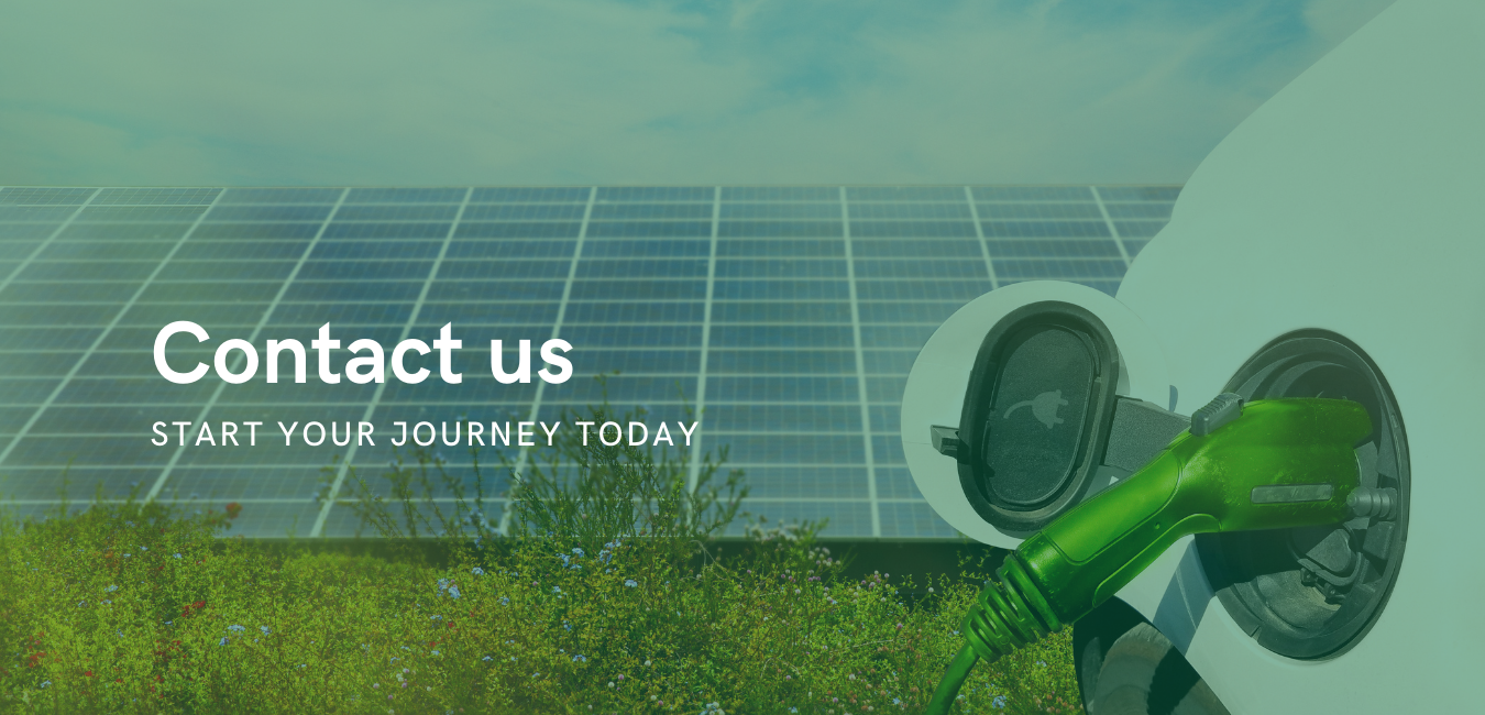 Contact us for EV charging and solar solutions