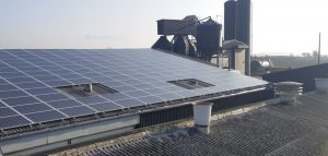 150kwp solar PV system, Cereal Feeds Mill and Farm