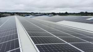400kwp solar PV system, Potato Enterprise, Co. Louth