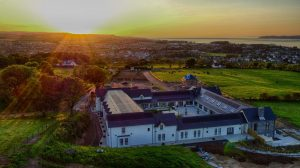 150kwp solar PV system, Salthouse Hotel,  Ballycastle, Co. Antrim